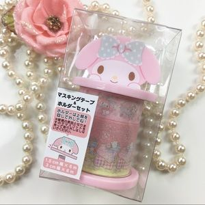 Sanrio Original My Melody washi tapes set limited